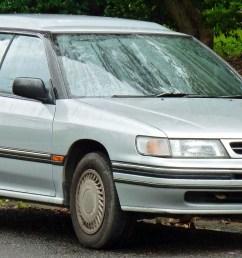 file 1993 subaru liberty bf6 lx 2wd station wagon 2011 11 [ 3840 x 1892 Pixel ]