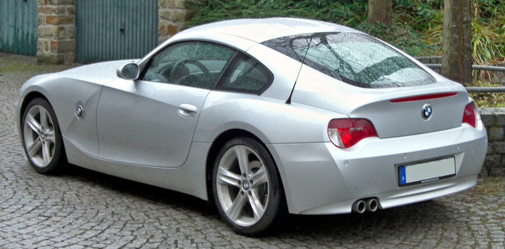 medium resolution of z4 coup rear
