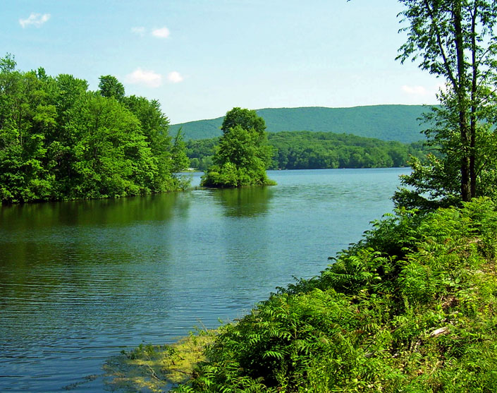 list of lakes in