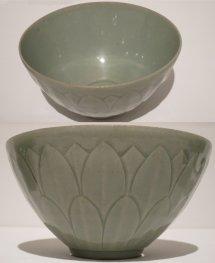 12th Century Korean Celadon Pottery