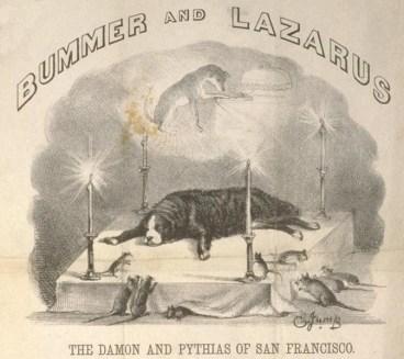 Bummer et Lazarus - mort