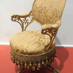 First High Chair Invented Stool Sofa File Centripetal Spring By Thomas E Warren