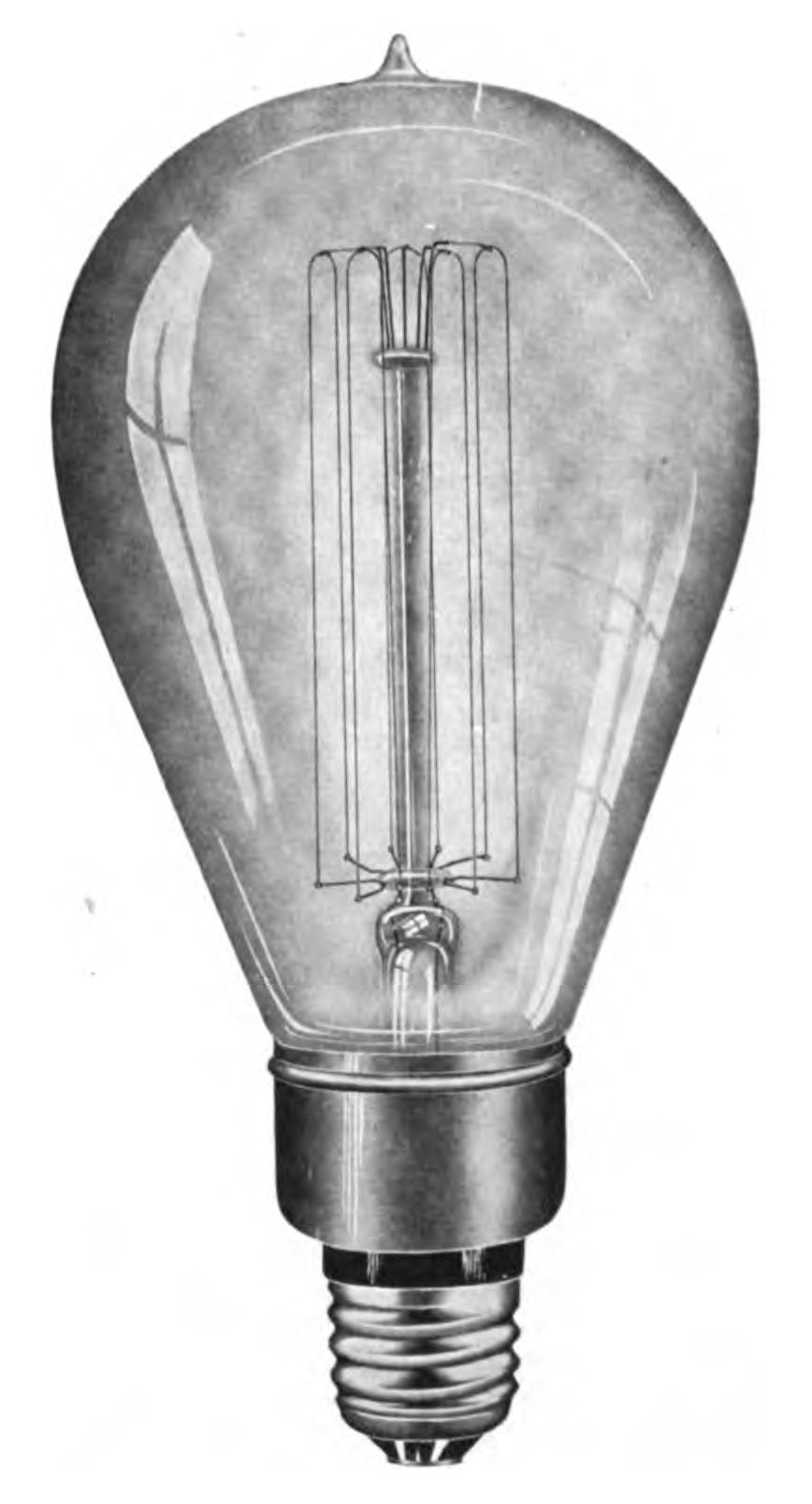 Pictures First Light Bulb