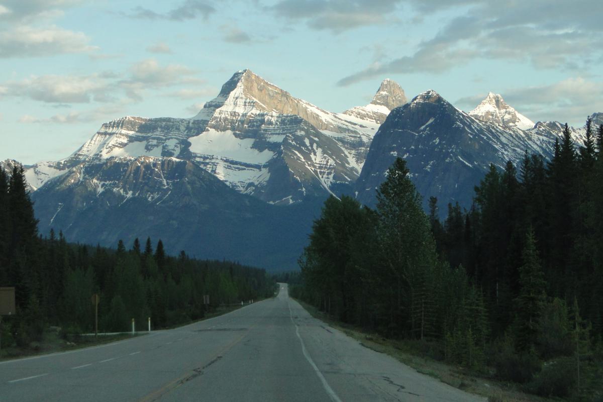 Mount Christie Alberta