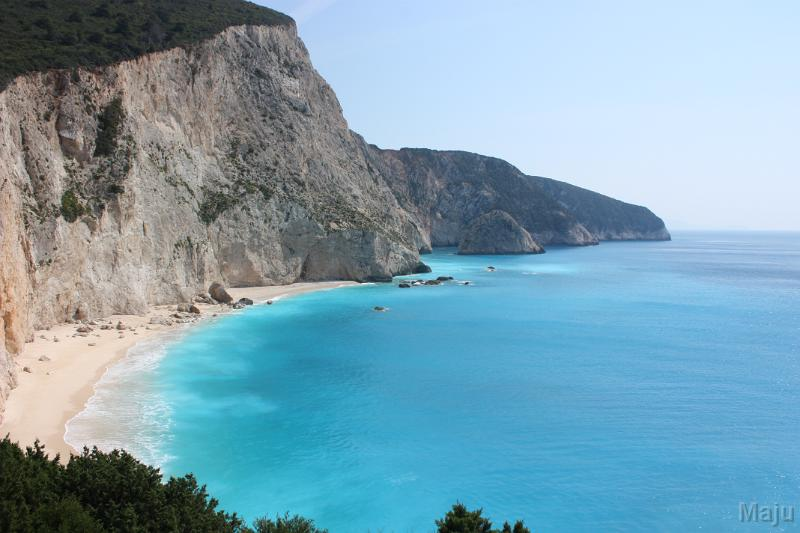 English: Lefkas, Greece Polski: Wyspa Lefkada,...