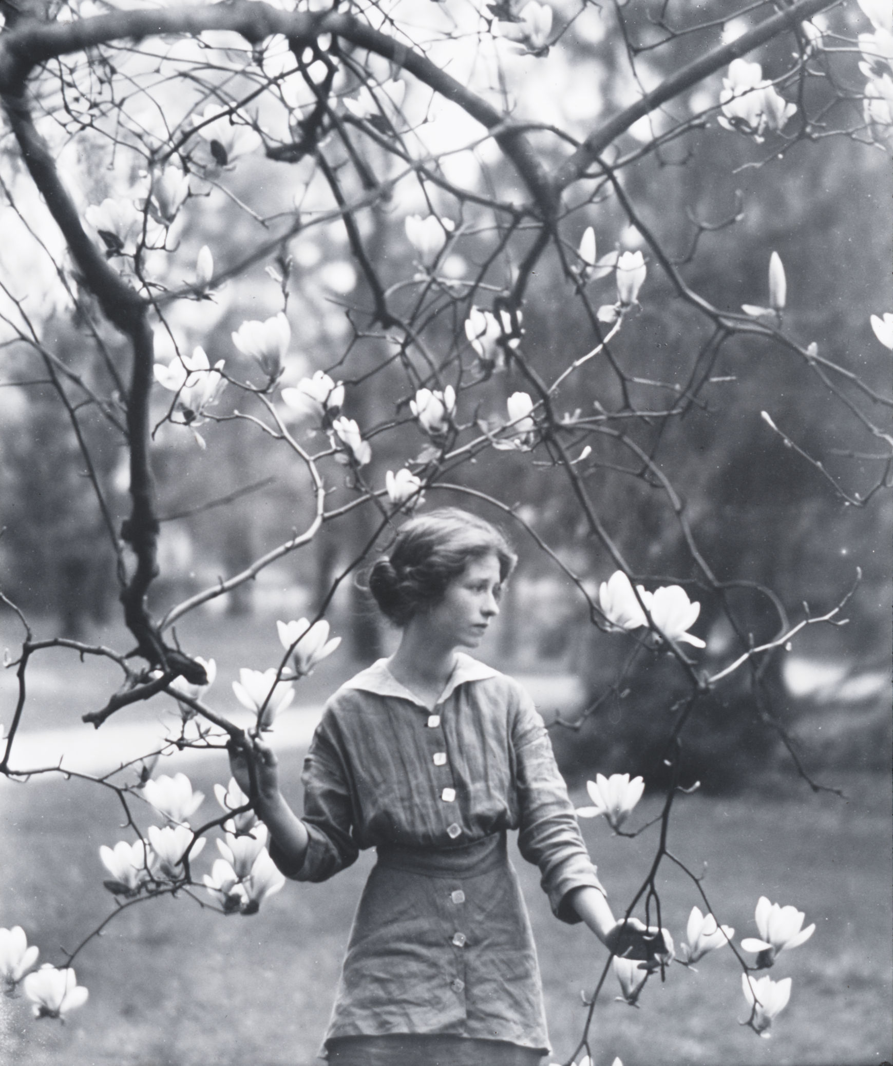 Photograph of Edna St. Vincent Millay