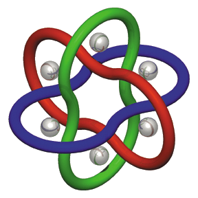 Molecular Borromean rings