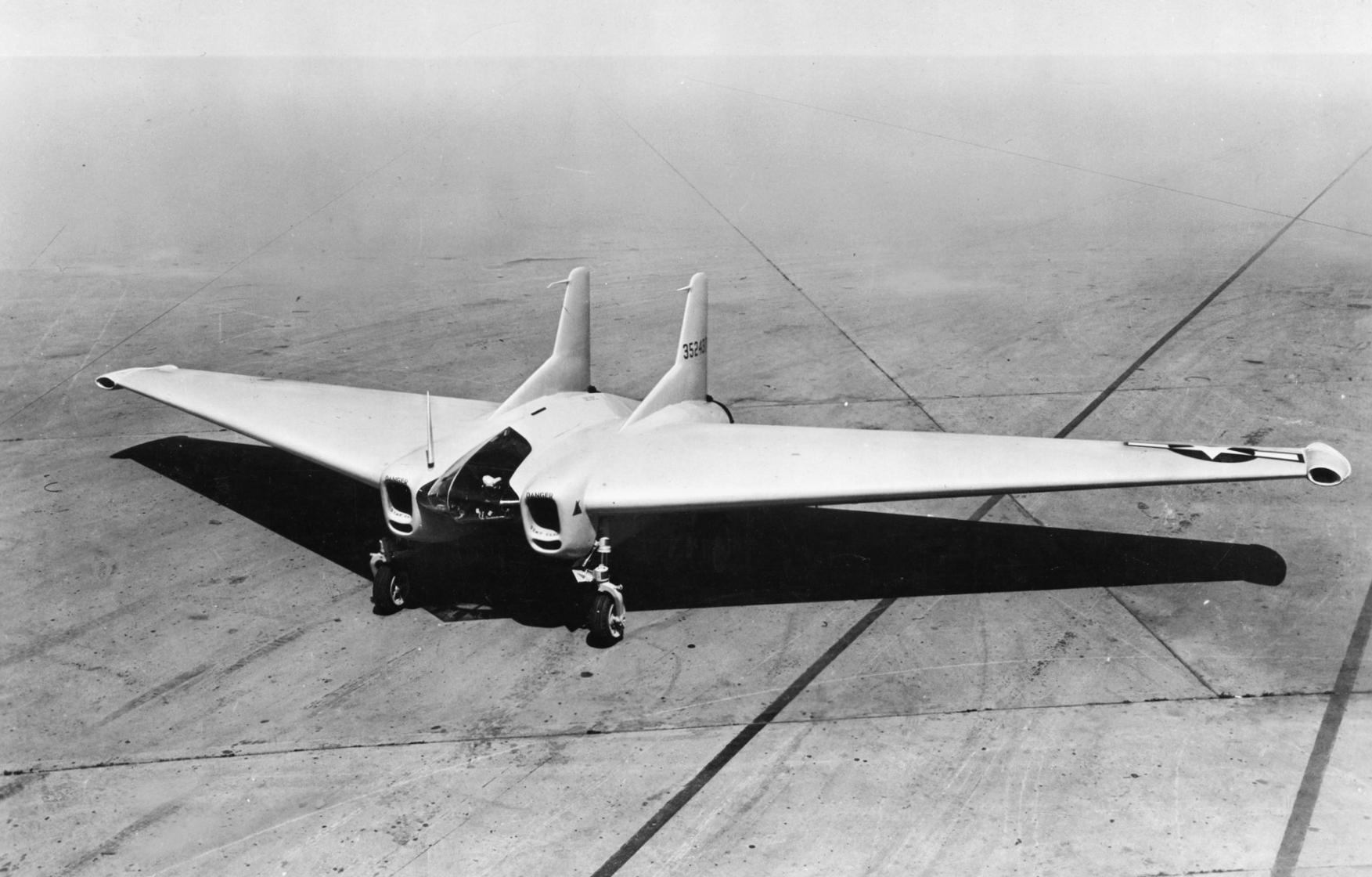 Northrop XP-79 - Wikipedia