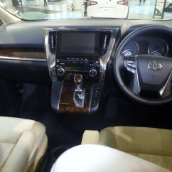 All New Vellfire Interior Diecast Grand Avanza File Toyota X 2wd Dba Agh30w Nrxgk Jpg