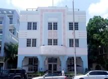 Art Deco Buildings Miami