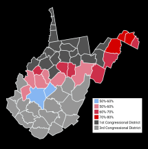 United States House Of Representatives Elections In West