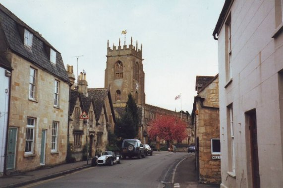File:Winchcombe High Street, Gloucestershire - geograph.org.uk