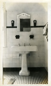 1930s Bathroom Design Ideas