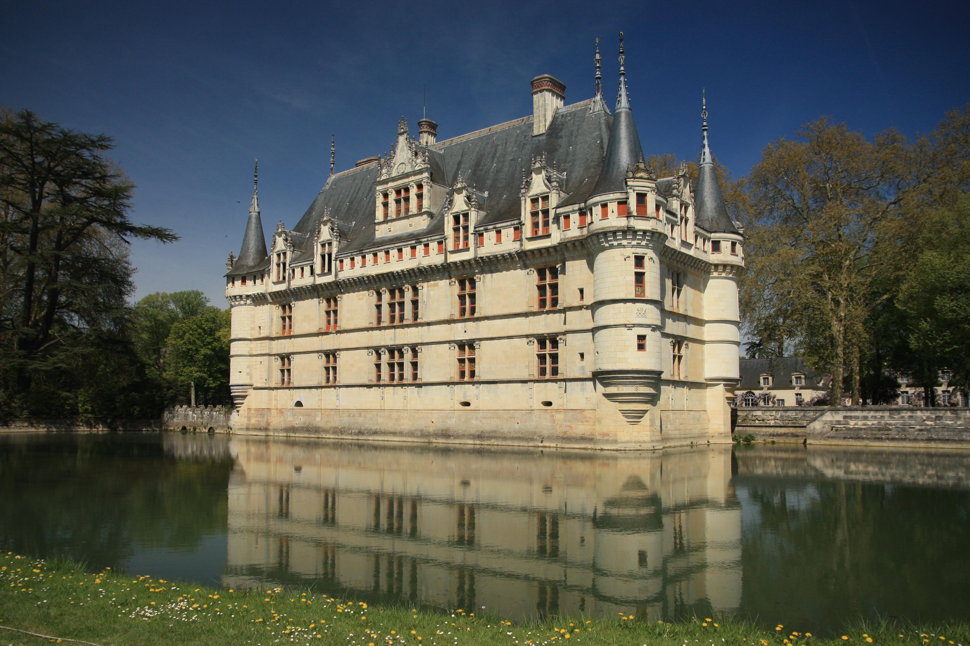 Top 10 Des Chateaux De La Loire A Visiter