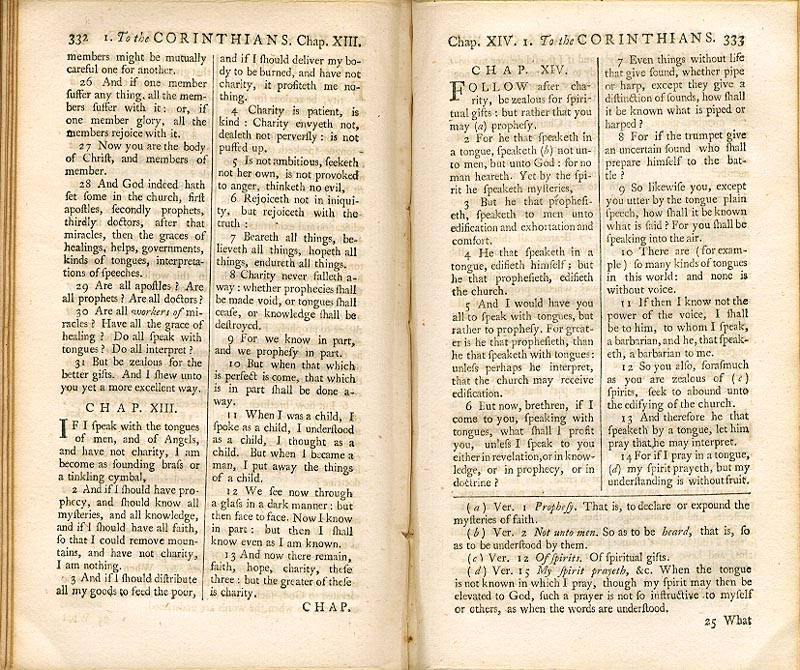 Antique Dictionary Pages