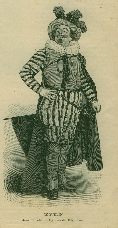 Biographie De Cyrano De Bergerac : biographie, cyrano, bergerac, Cyrano, Bergerac, (Rostand), Wikipédia