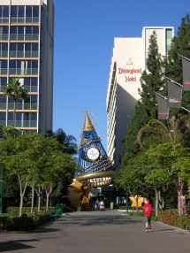 Disneyland Hotel California