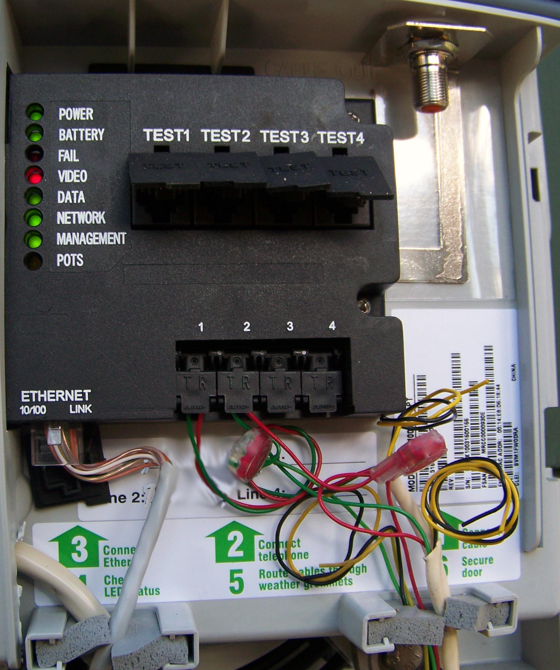 Verizon Fios Ont Question Electrical Diy Chatroom Home Improvement