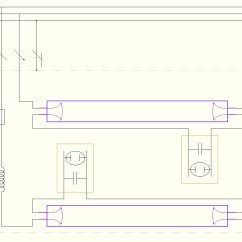 Osram T5 Ballast Wiring Diagram 4s Bms 4 Bulb Fluorescent Light For A