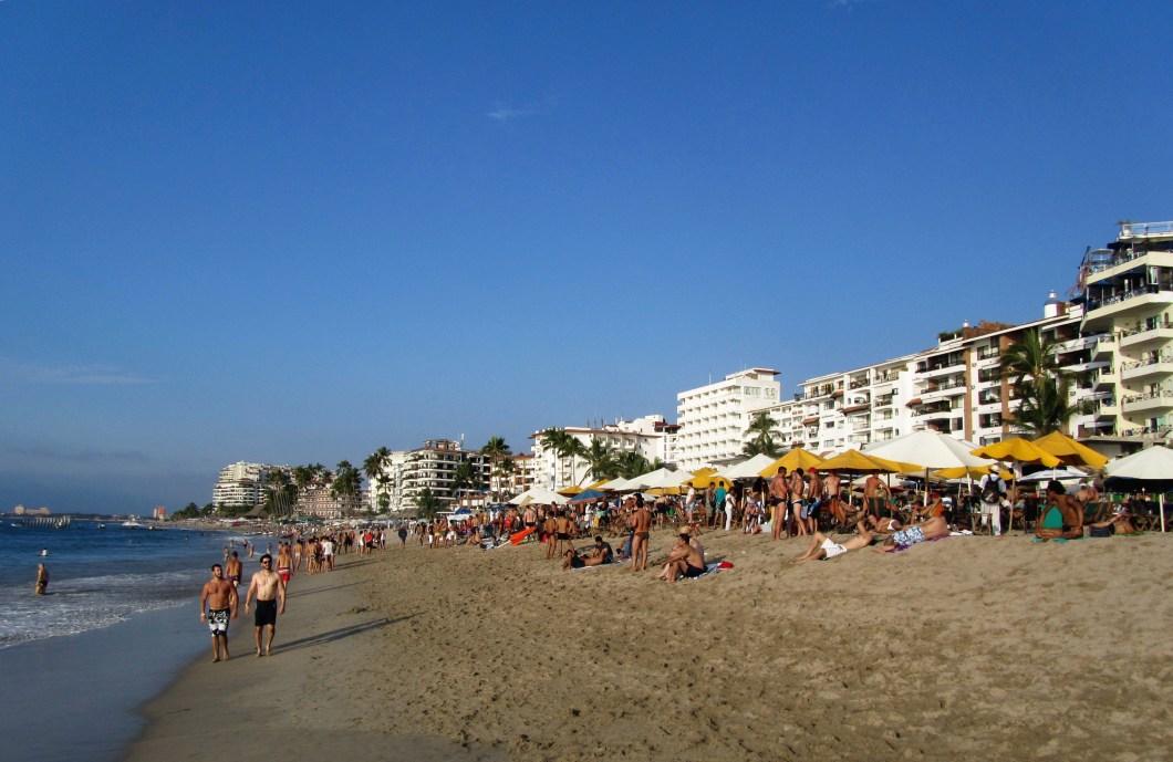 Playa de Los Muertos, Puerto Valarta