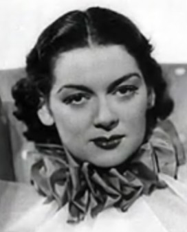 Cropped screenshot of Rosalind Russell from th...