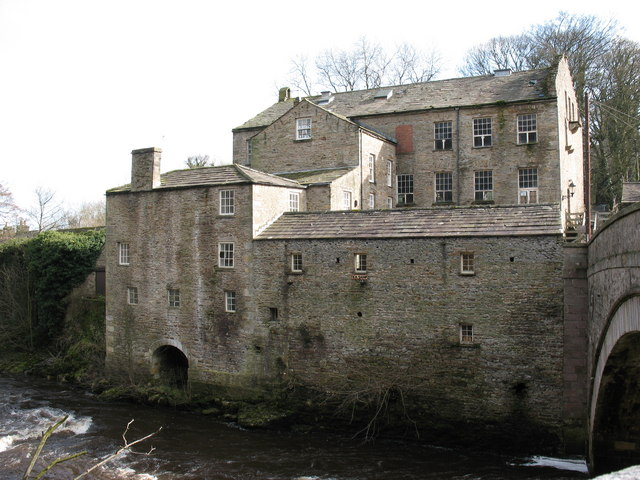 Yore Mill, Aysgarth Falls