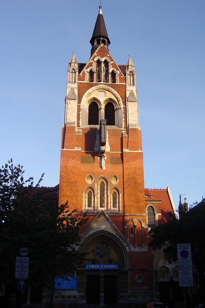 Union Chapel Islington  Wikipedia