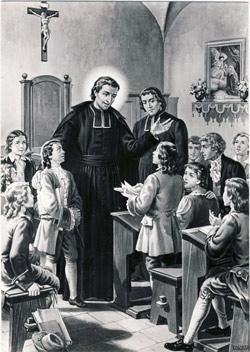 Saint Louis Marie Grignion De Montfort : saint, louis, marie, grignion, montfort, Louis-Marie, Grignion, Montfort, Wikipedia