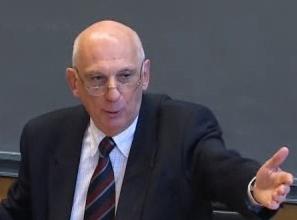 Français : Michel Zink au Collège de France en...
