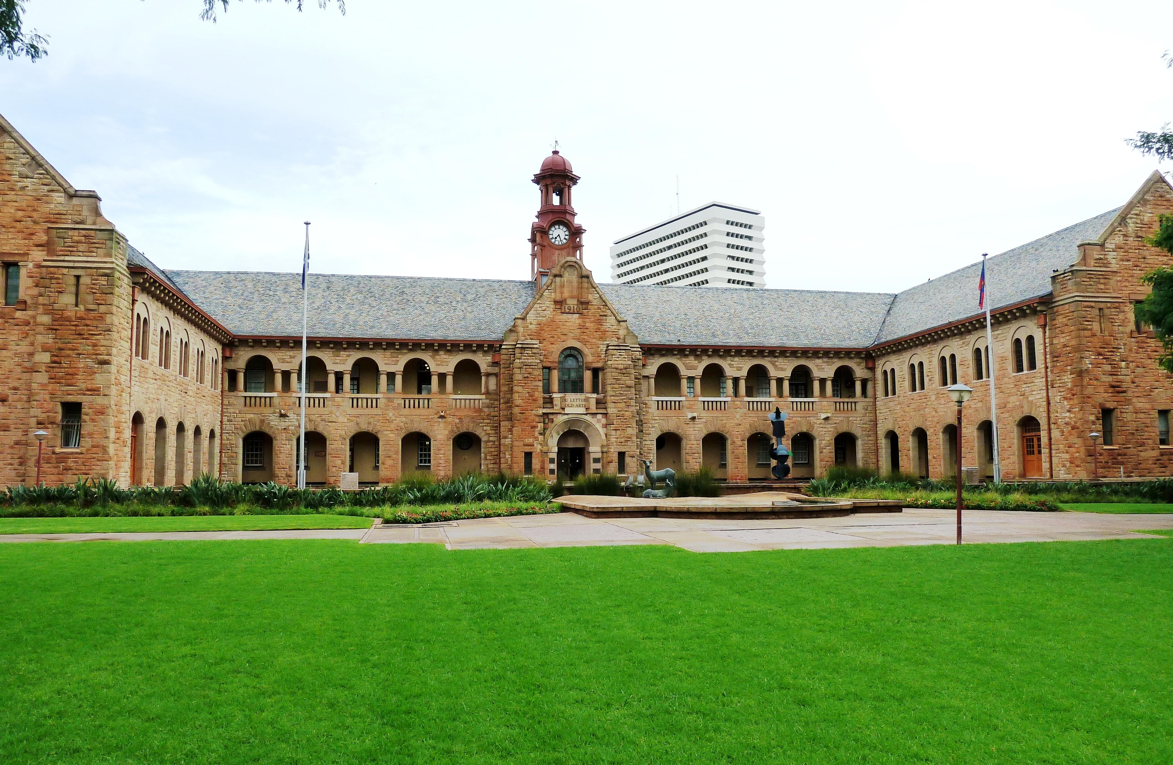 Universiteit van Pretoria  Wikiwand
