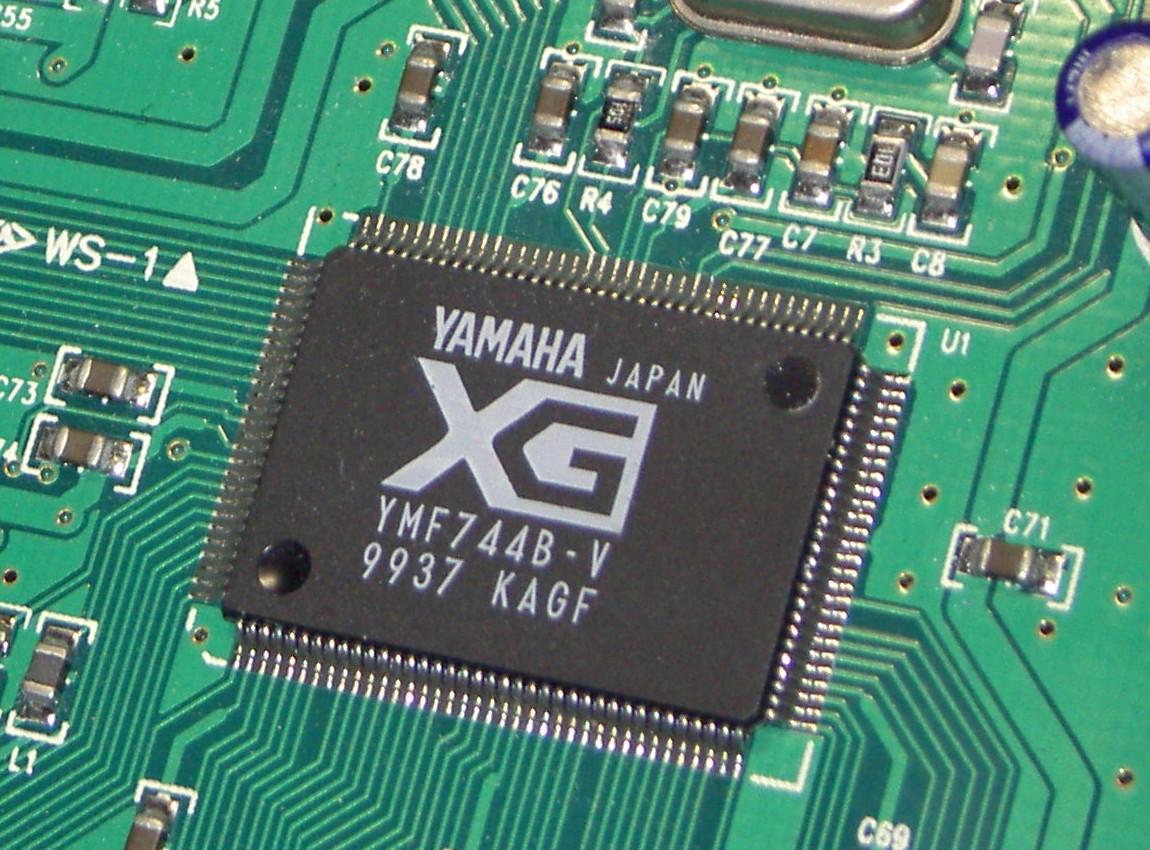 Yamaha XG  Wikipedia