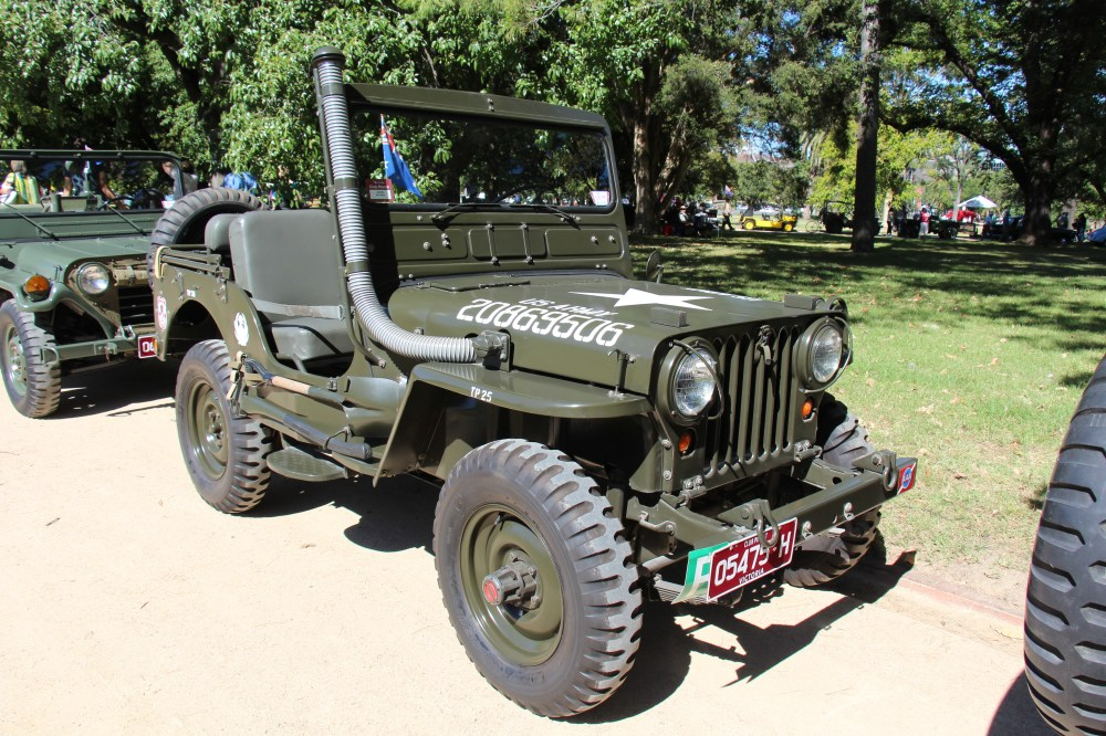 medium resolution of 1951 cj 3a military version