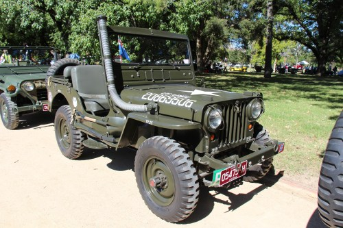 small resolution of 1951 cj 3a military version