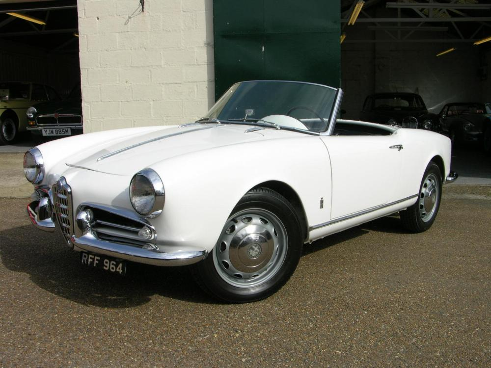 medium resolution of file 1956 alfa romeo giulietta spider flickr the car spy 5