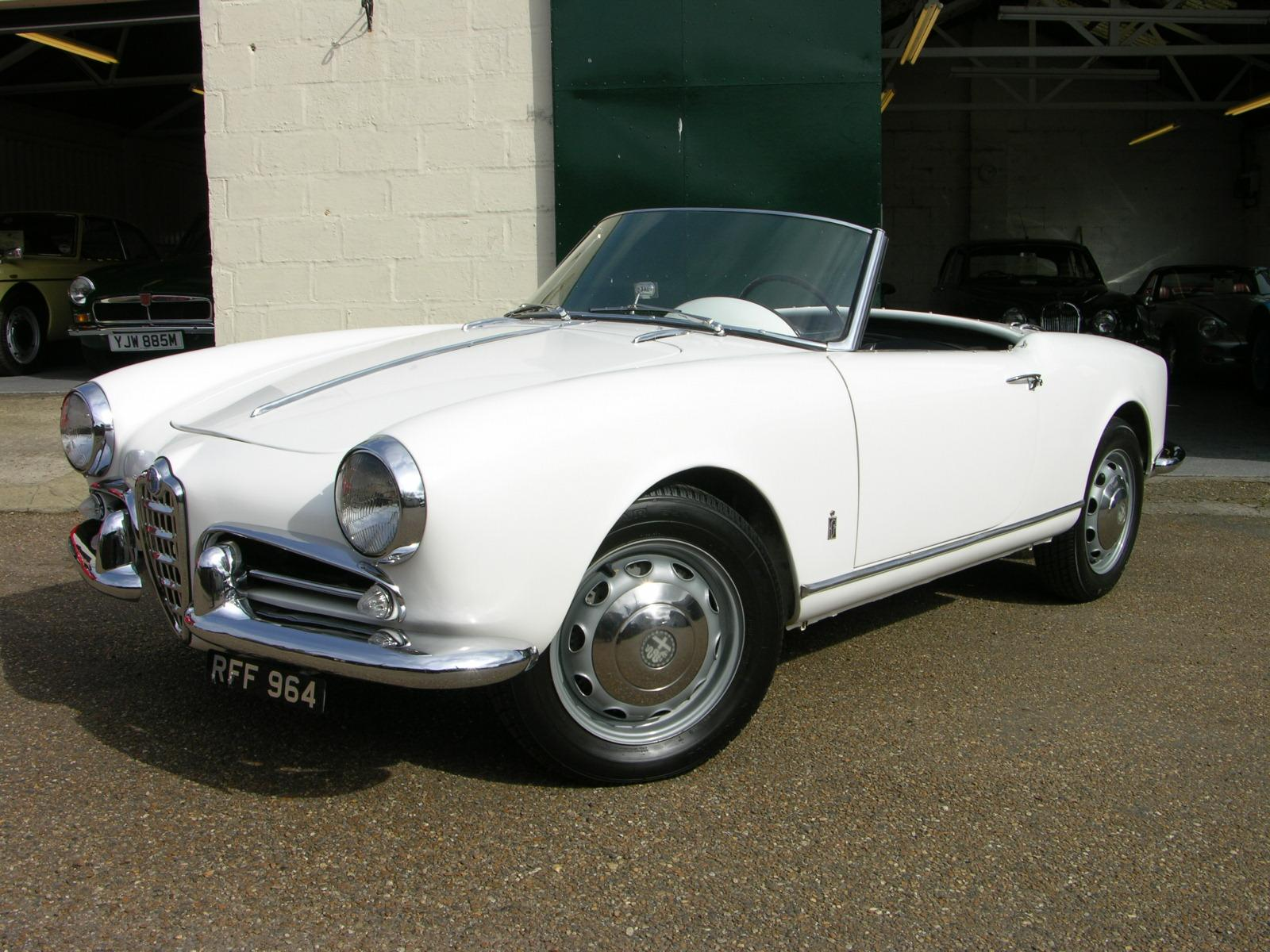 hight resolution of file 1956 alfa romeo giulietta spider flickr the car spy 5