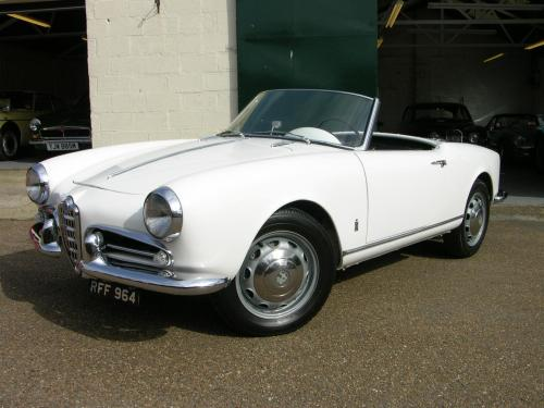 small resolution of file 1956 alfa romeo giulietta spider flickr the car spy 5