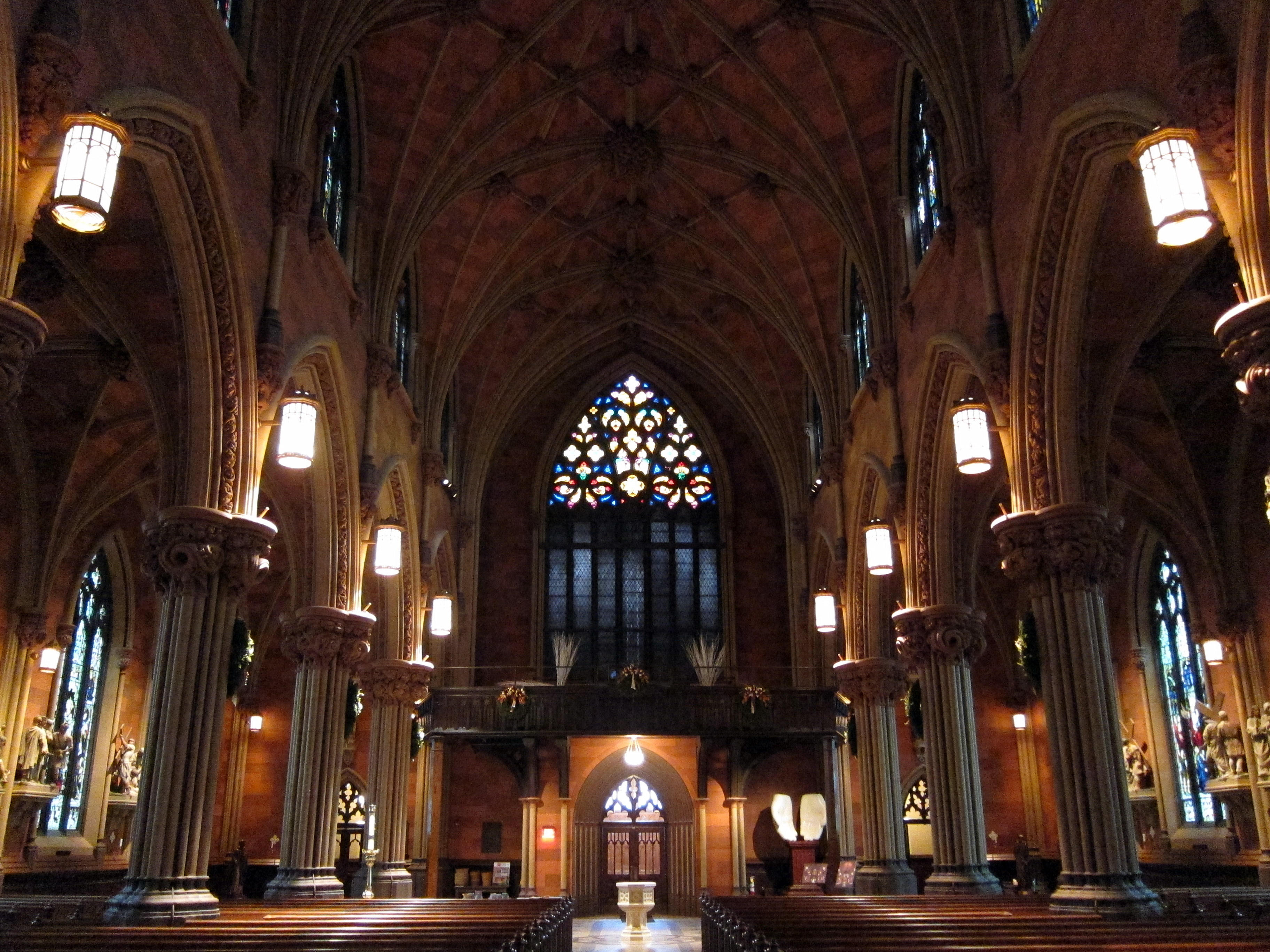 FileCathedral Of The Immaculate Conception Albany New