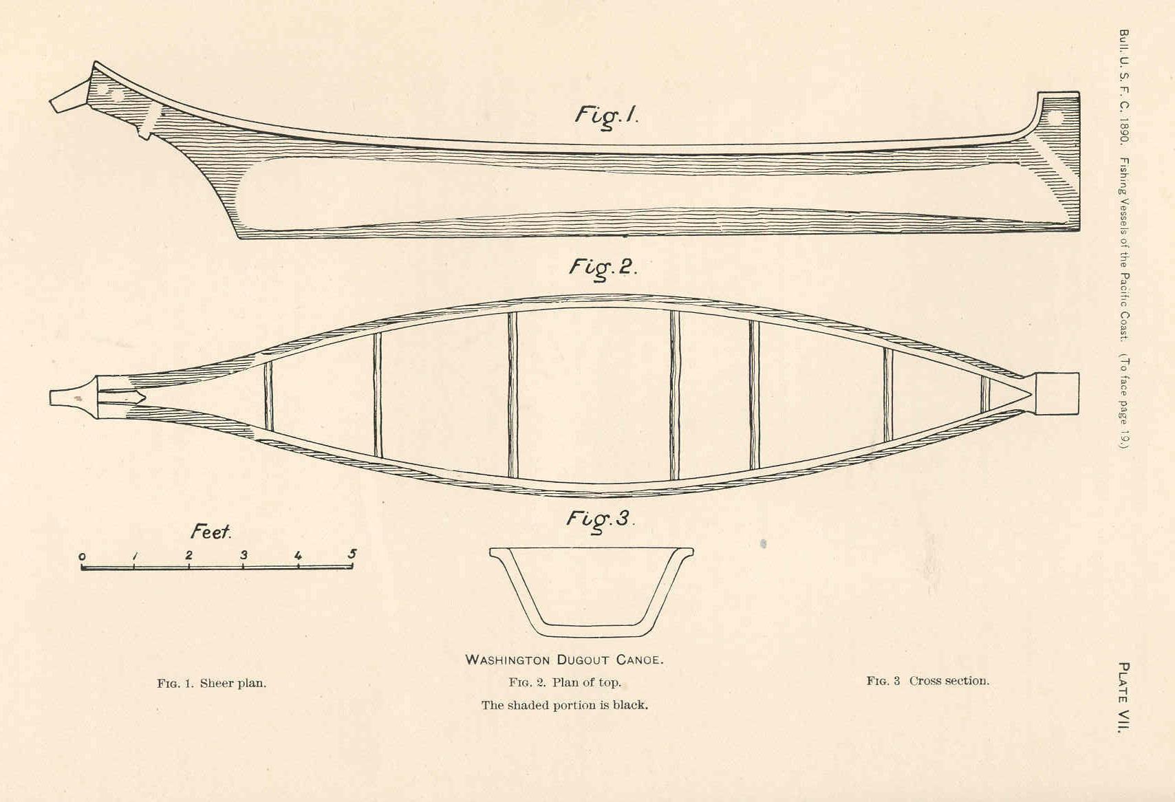 hight resolution of file fmib 37916 washington dugout canoe jpeg wikimedia commons dugout canoe diagram dugout canoe diagram