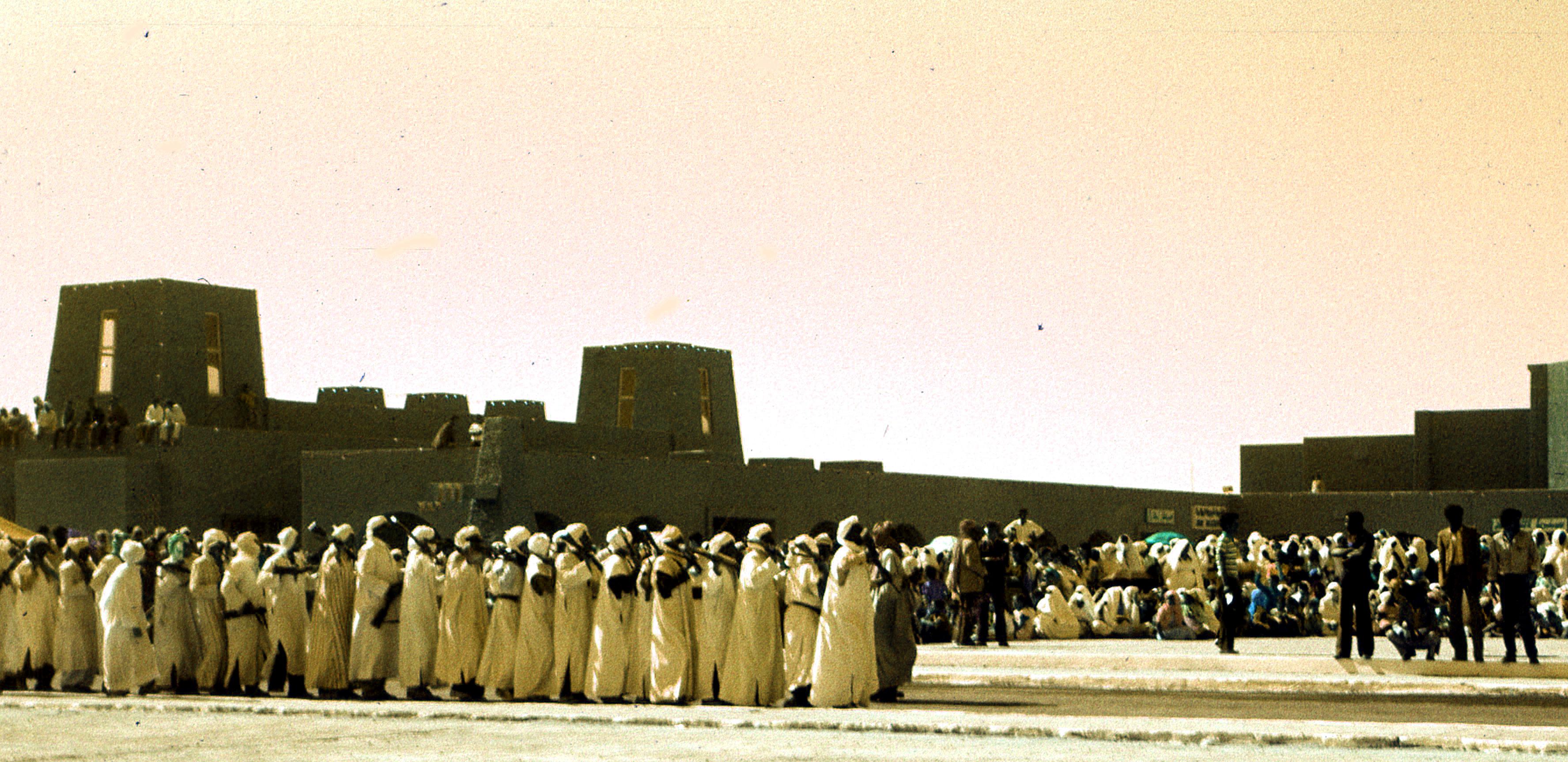 Ksar du Touat, Algerie