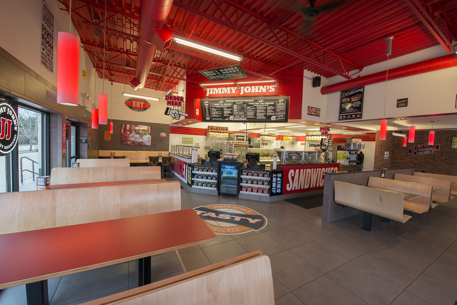 FileJimmy John Store Interior With New Design Launched