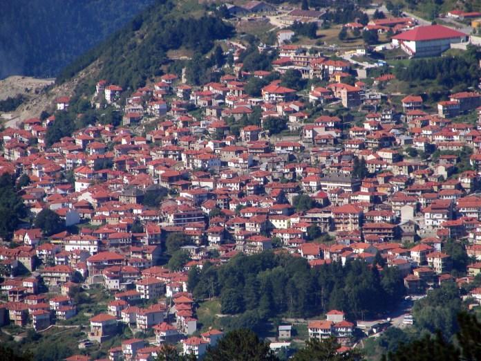 Image result for μετσοβο