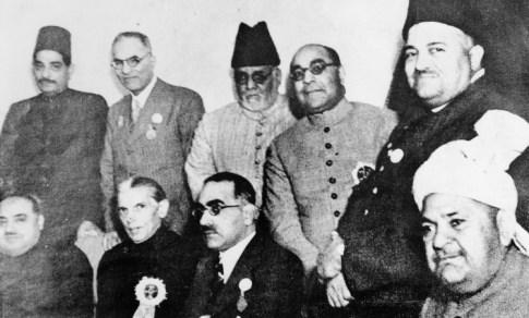 Ủy ban công tác Liên đoàn Hồi giáo, phiên họp tại Lucknow . Nguồn: Wikimedia.