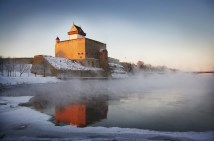 Estonia Narva Castle
