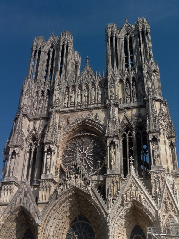 Cathedral of Notre Dame De Reims France