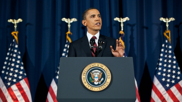 File:President Obama addresses the nation on the military efforts in Libya, March 28, 2011.jpg