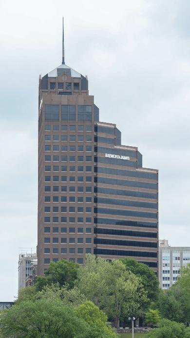 Raymond James Tower  Wikipedia