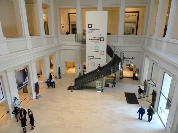 File Statens Museum Kunst Interior - Copenhagen