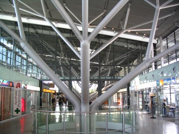 Stuttgart Germany Airport