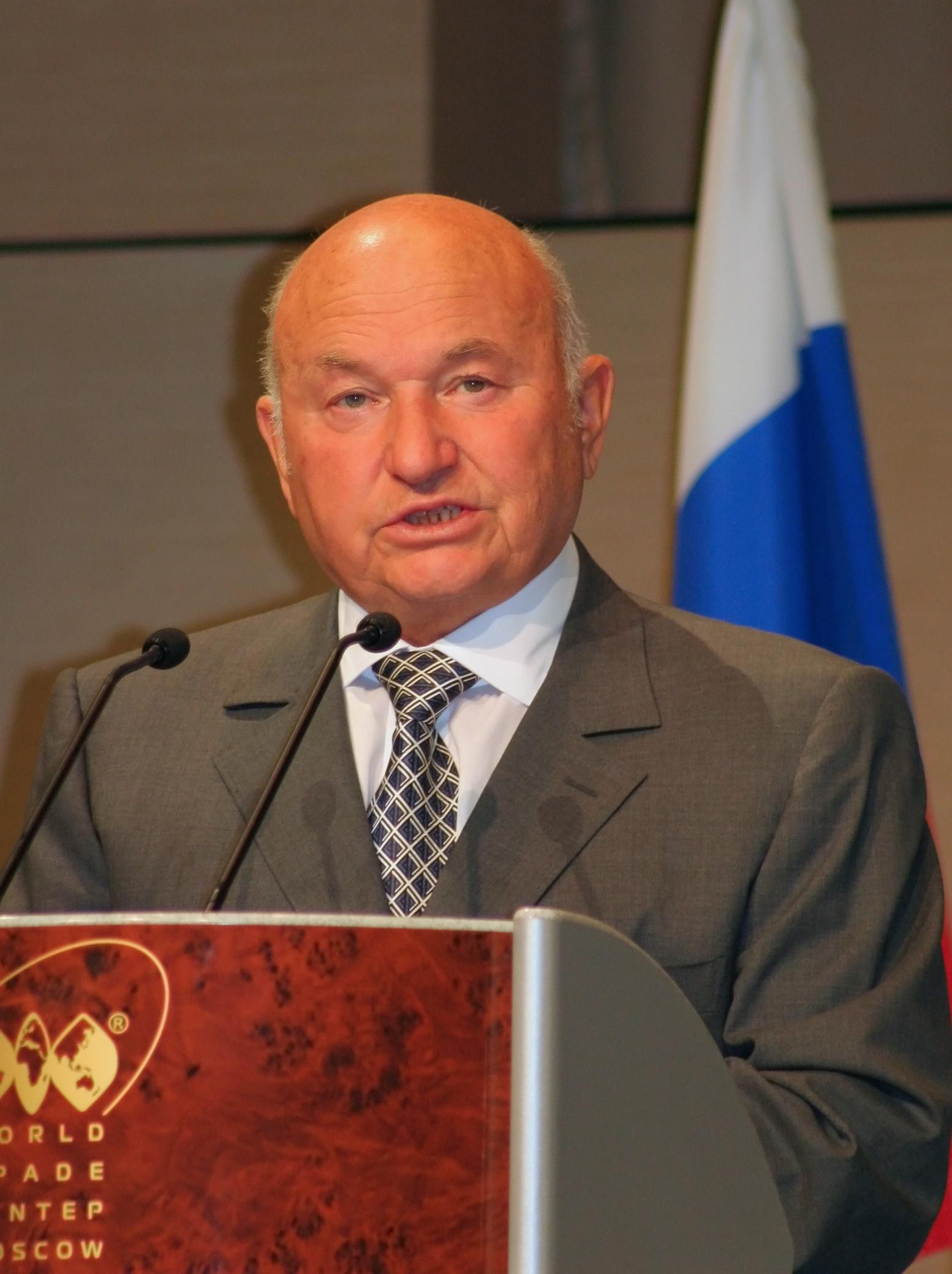 Jurij Luzjkov