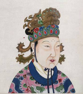 File:A Tang Dynasty Empress Wu Zetian.JPG